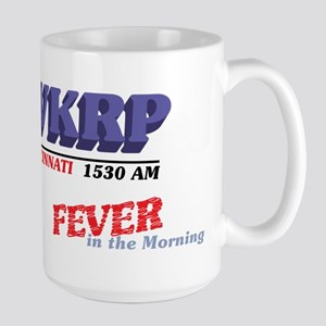 WKRP Fever in the Morning Large Mug