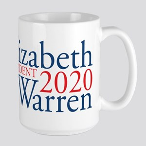 Elizabeth Warren 2020 Large Mug