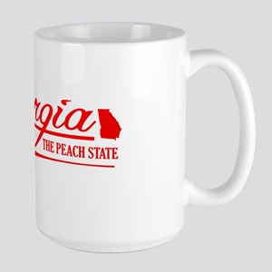Georgia State of Mine Mugs