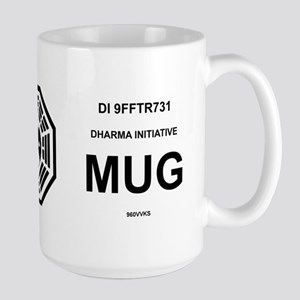 Dharma Initiative Large Mug