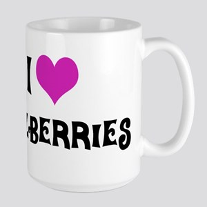 I Love Snozberries Mug