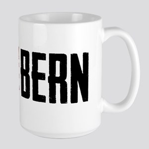 Feel The Bern [st] 15 oz Ceramic Large Mug