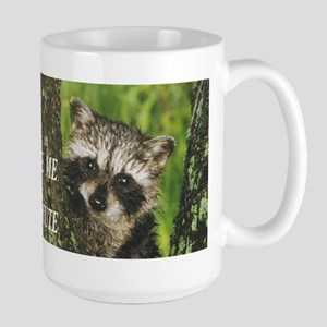 Baby Raccoon Mugs