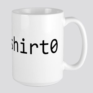 /dev/shirt0 Mugs