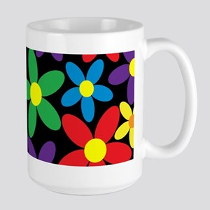 Flowers Colorful Mugs