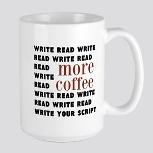 WRITE YOUR SCRIPT Mugs