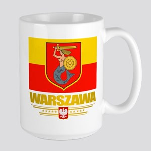 Warszawa Mugs - CafePress
