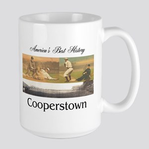 Cooperstown Americasbes Stainless Steel Travel Mug