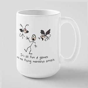 fdb880395 Flying Monkeys Mugs - CafePress