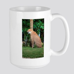 Tampa Cat Large Mug