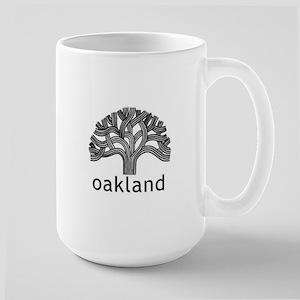 Oakland Tree Large Mug