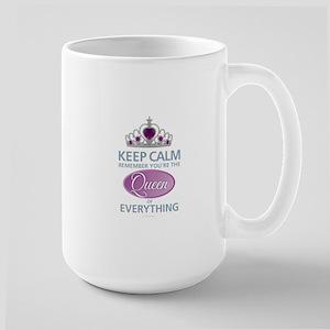 Keep Calm - Queen Mugs