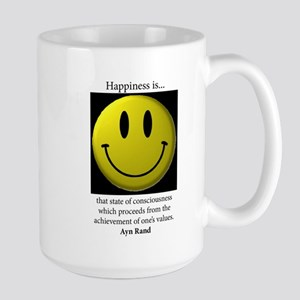 Reason Lives Large Mug