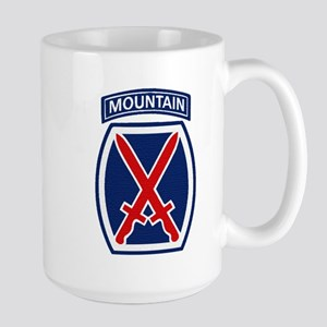10th Mountain Division Mugs