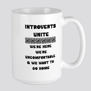 Introverts Unite Mugs