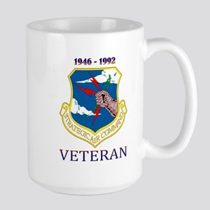 SAC Veteran! Large Mug