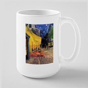 Cafe Terrace at Night by Vincent van Gogh Mug