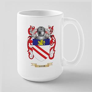 Lehr Coat of Arms - Family Crest Mug