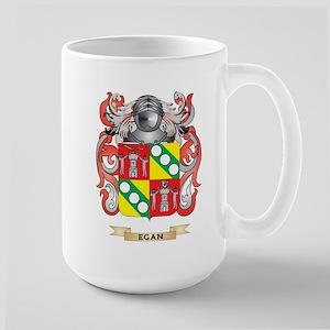 Egan Coat of Arms Mug