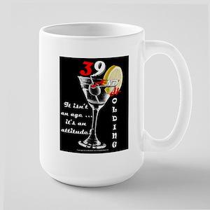 39+ with Attitude! Mugs