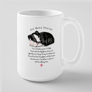 Pit Bull Prayer Mugs