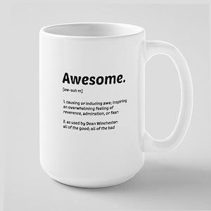 Supernatural: Vital information- Awesome Mugs