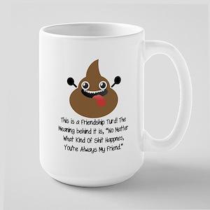 Friendship Turd Mug