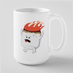 Marshmallow Large Mug