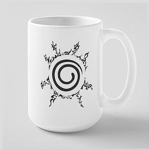 Naruto Shippuden - Nine Tails Seal Large Mug