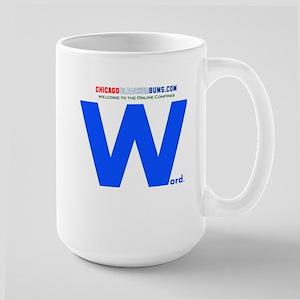 Word Large Mug