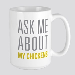 My Chickens Mugs