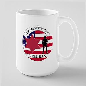 6th Infantry Division Mug