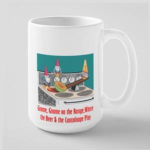 """""""Gnome on the Range"""" Large Mug"""