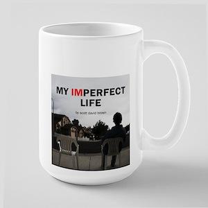 My Imperfect Life Large Mug