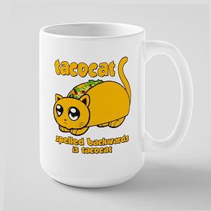 Funny! Taco Cat Mugs