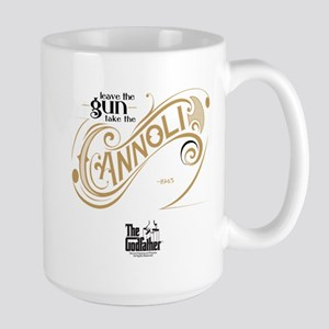 Godfather - Cannoli Large Mug