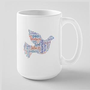 PrayerofJabezDove Mugs