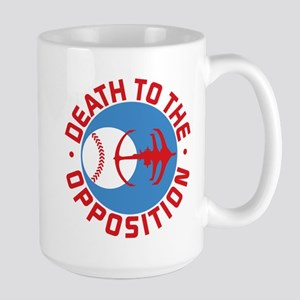 DS9 Death To The Opposition Mugs