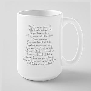 Theme Entire Large Mug