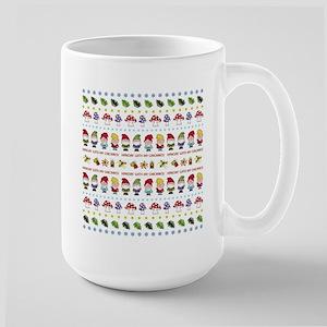 HANGIN' WITH MY... Large Mug