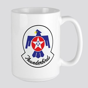 U.S. Air Force Thunderbir 15 oz Ceramic Large Mug