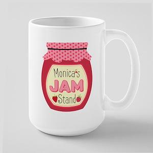 Friends Monica's Jam Stan 15 oz Ceramic Large Mug