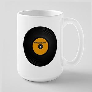 Vinyl Record Mugs