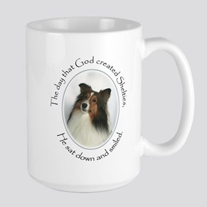Creation of Shelties #1 Stainless Steel Travel Mug