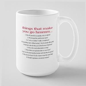 Hmmm Mugs