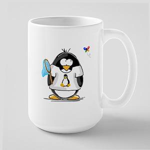 linux vs windows Penguin Stainless Steel Travel Mu