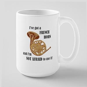 I've Got a French Horn Large Mug