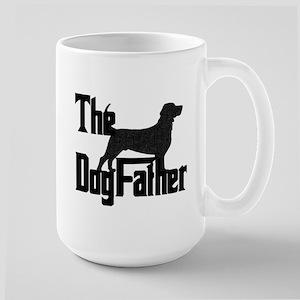 Dogfather Large Mug