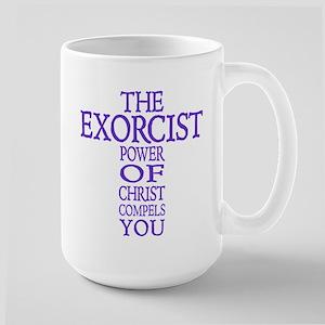 The Exorcist Cross Large Mug
