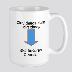 Default logo Large Mug
